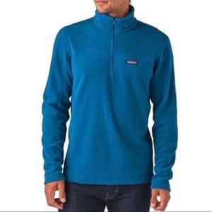PATAGONIA Micro Fleece 1/4 Zip Men's Small